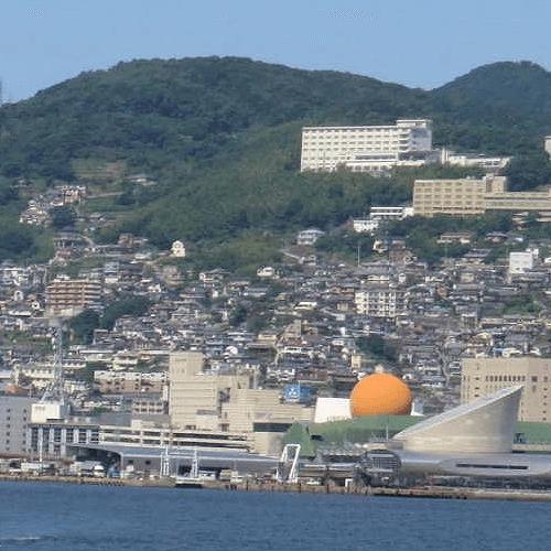 坂の町、長崎